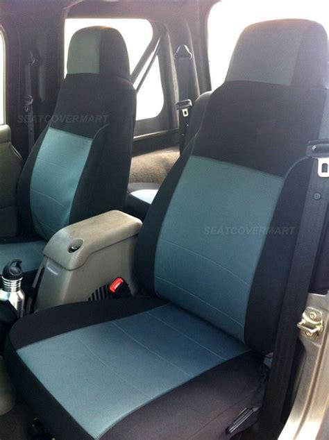 front bench seat for jeep wrangler jeep wrangler 2003 neoprene full set car custom fit seat
