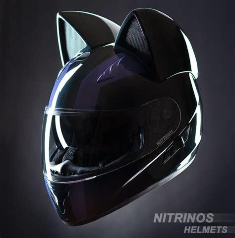 Motorradhelm Englisch by 20 Besten Neko Helmet Bilder Auf Pinterest Motorrad