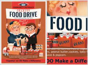 Food Drive Flyers Templates » Home Design 2017