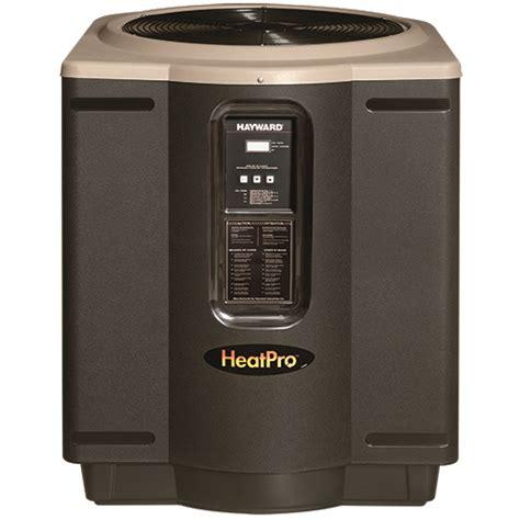 hayward hp50ha above ground pool heat 50k pool heat pumps