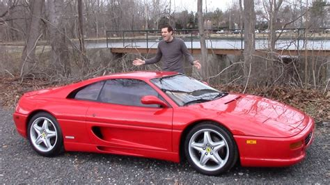 Ferrari F355 by Here S Why The Ferrari F355 Is Almost My Favorite