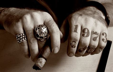 knuckle tattoo history 95 best 1973 images on pinterest history american