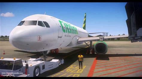 citilink vs garuda fsx aerosoft airbus x garuda indonesia citylink youtube