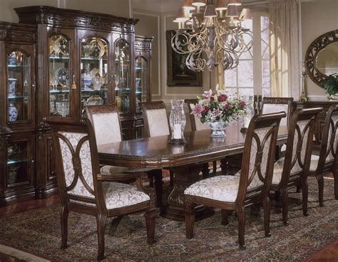 michael amini dining room aico villagio dining room set by michael amini broadway
