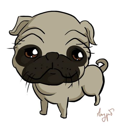 chibi pug the world s catalog of ideas