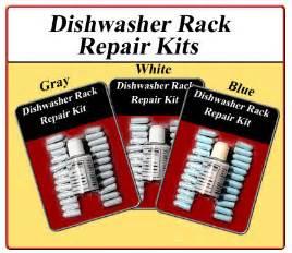 How To Repair A Dishwasher Rack Dishwasher Rack Repair Kit