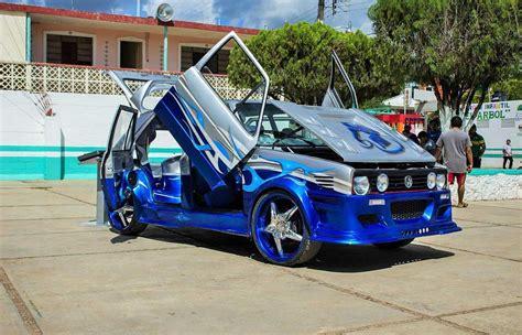 volkswagen caribe tuned caribe 85 con detalles tuning de primer nivel tuning car