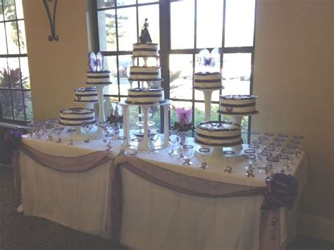 Pin Quinceanera Table Decorations Cake Quinceanera Cake Table D 233 Cor Purple Cake Quinceanera