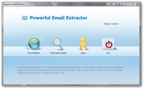 Search Engine Email Extractor Powerful Email Extractor