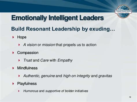 becoming a resonant leader develop your emotional intelligence renew your relationships sustain your effectiveness emotional intelligence and leadership rex arul