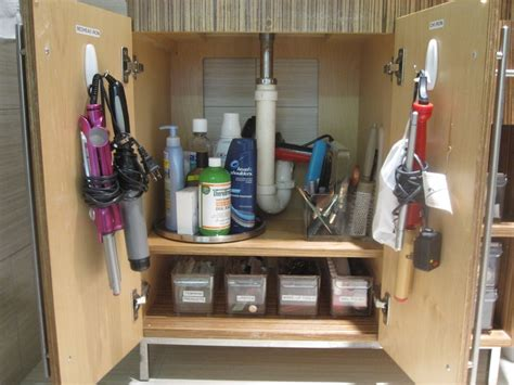 bathroom organization organized bathroom cabinet www