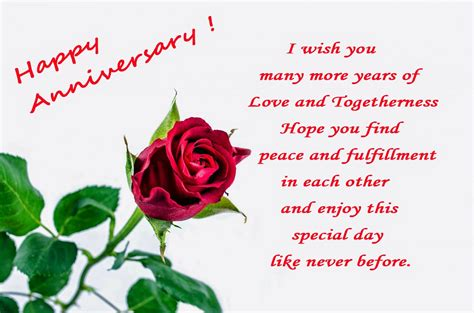 Wedding Anniversary Message by Wedding Anniversary Wishes Messages Images Free