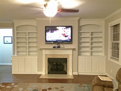 fireplace with built ins custom fireplace built ins forest raleigh durham
