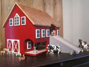 Barns For Kids Large Kids Toy Wooden Barn