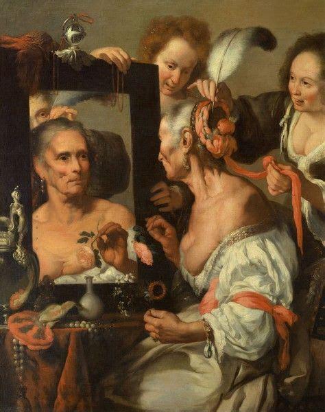 lo specchio nell arte tra vanitas e prudentia