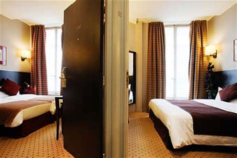 Adjoining Hotel Rooms by The 3 Best Western Hotel Louvre Op 233 Ra