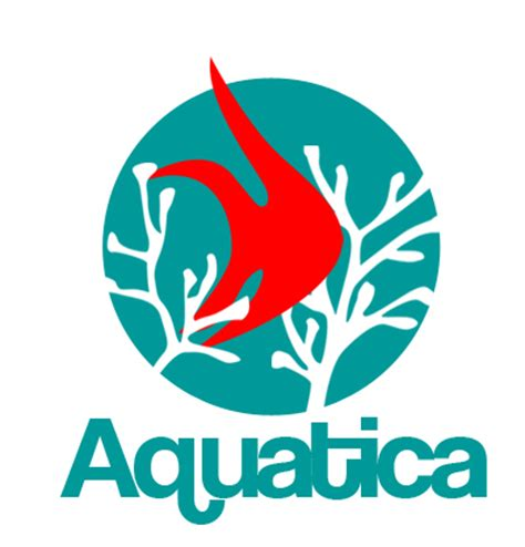 aquarium logo design 45 professional logo designs for aquatica a business in