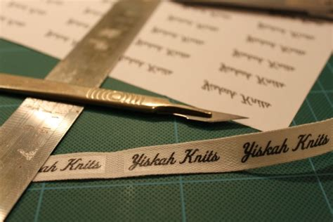 Fabric Labels For Handmade Items Uk - diy custom fabric labels
