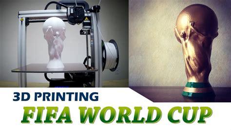 R Tunix Printing World 3d printing fifa world cup trophy