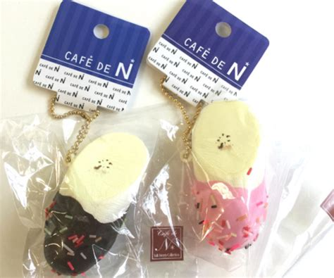cafe de n squishy tag all squishies charms lol