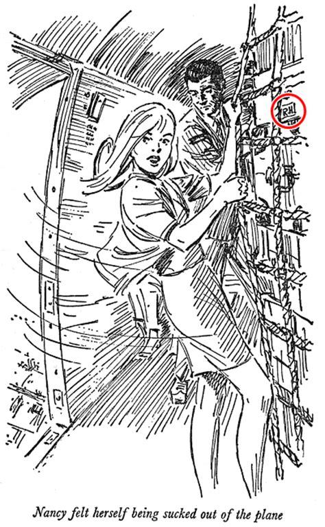 nancy drew illustration www imgkid com the image kid