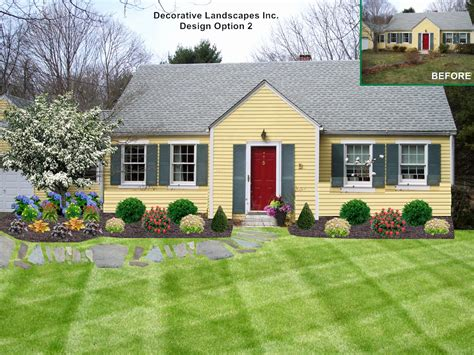 landscape design pictures front of house pictures of front house landscaping best front yard landscape igf usa