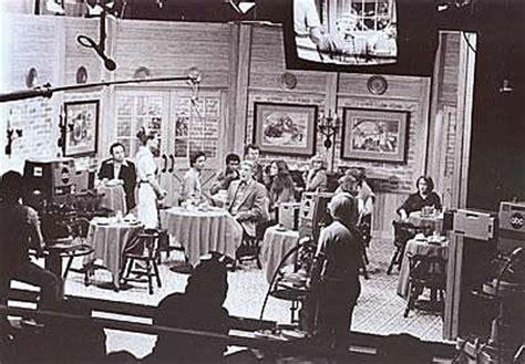 sitcom sets tv studio sets