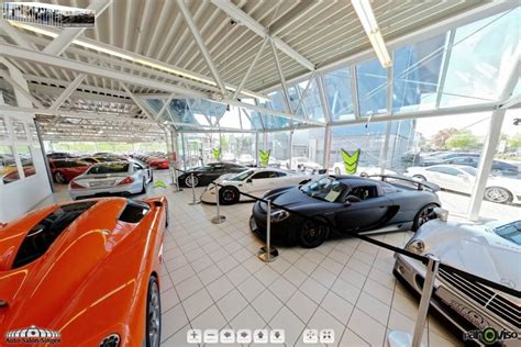 exotic car dealership want to tour an exotic car dealership of course you do