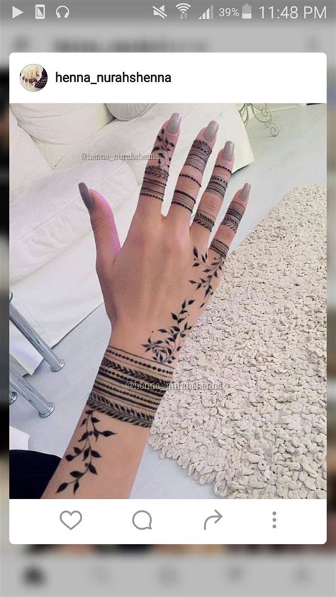 henna tattoo hand instagram 25 best ideas about arabic henna on arabic