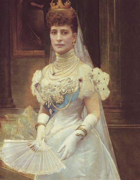 Princess Alexandra of Denmark   The Antique Jewellery Company
