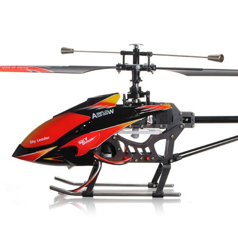 Helicopter Wl V913 Single Blade 4ch 24ghz wl toys sky dancer 4 channel 2 4ghz remote single blade large helicopter by wl toys