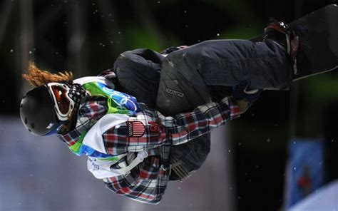 shaun white double mctwist 1260 shaun white s double mctwist 1260 at winter olympics in