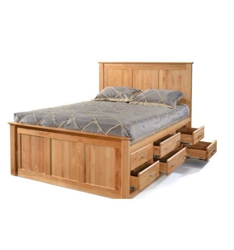 bed chest alder chest bed simply woods furniture pensacola fl