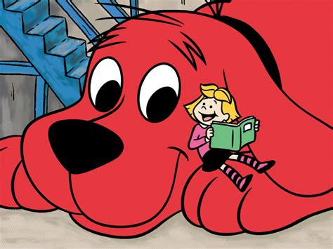 Clifford The Big link tank how clifford takes care of his business den of