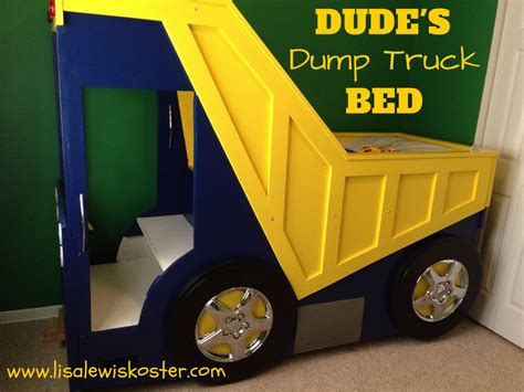 dump truck bed true hope and a future dude s dump truck bed