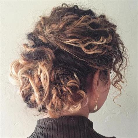 hairstyles for thick wavy hair updo 55 styles and cuts for naturally curly hair in 2018