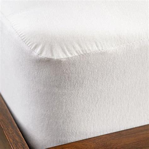 Organic Waterproof Mattress Pad by Dusk 2 Organic Cotton Waterproof Mattress Protector