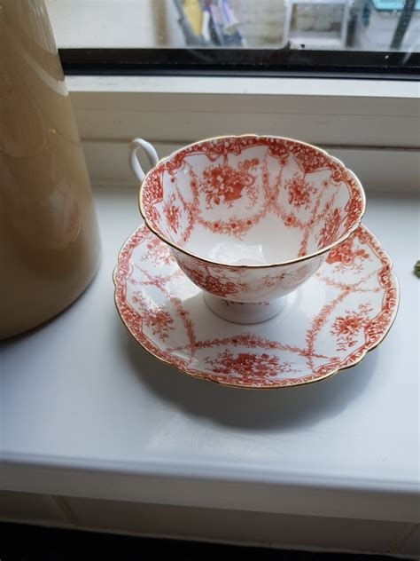 foley cup  saucer artifact collectors