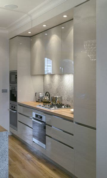 High Gloss Grey Kitchen Cabinets by 25 Best Ideas About High Gloss Kitchen Cabinets On