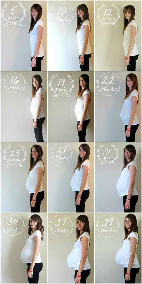 9 Ways To Get Through Days by 8 Creative Ways To Document Your Pregnancy