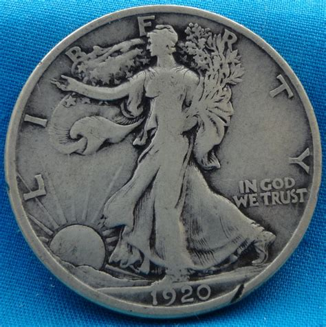 1920 silver dollar 1920 d walking liberty silver half dollar us coin