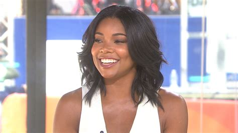 being maryjane hairstyles gabrielle union s message for women struggling with