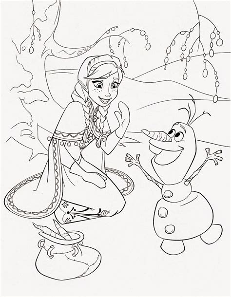 coloring page frozen olaf 8 great olaf coloring pages frozen instant knowledge