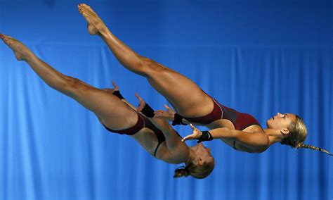 tonia couch diving glasgow 2014 sarah barrow and tonia couch happy with