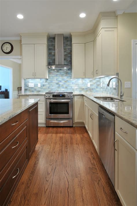 wall soffit kitchen traditional with undercabinet lighting
