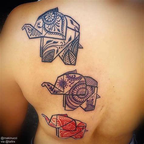 tattoo elephant origami 23 best new tattoo ideas images on pinterest egyptian