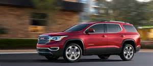 Buick Acadia How To Use The Navigation System On The 2017 Gmc Acadia