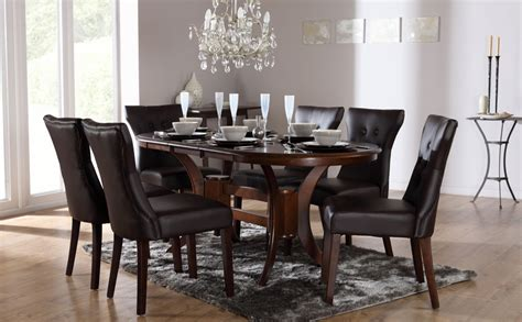 townhouse bewley oval wood extending dining set