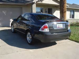 2007 Ford Fusion Reviews 2007 Ford Fusion Exterior Pictures Cargurus