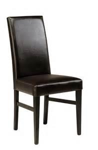 chaises de salle 224 manger empire lot de 2 chaise en